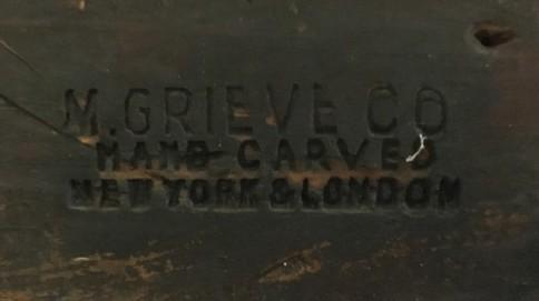 Grieve stamp